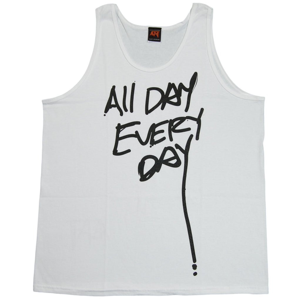 <!--2011092734-->Adapt - 'All Day' [(White) Tank Top]