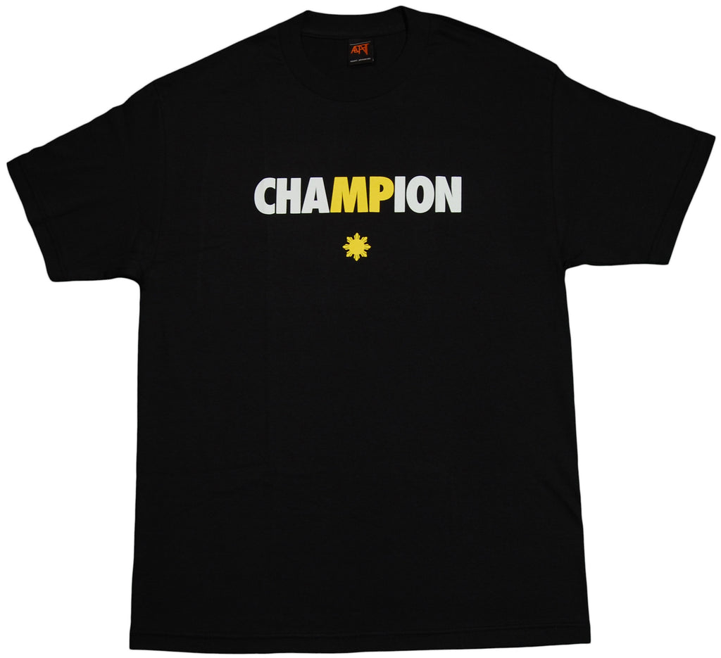<!--2011092705-->Adapt - 'Champion' [(Black) T-Shirt]
