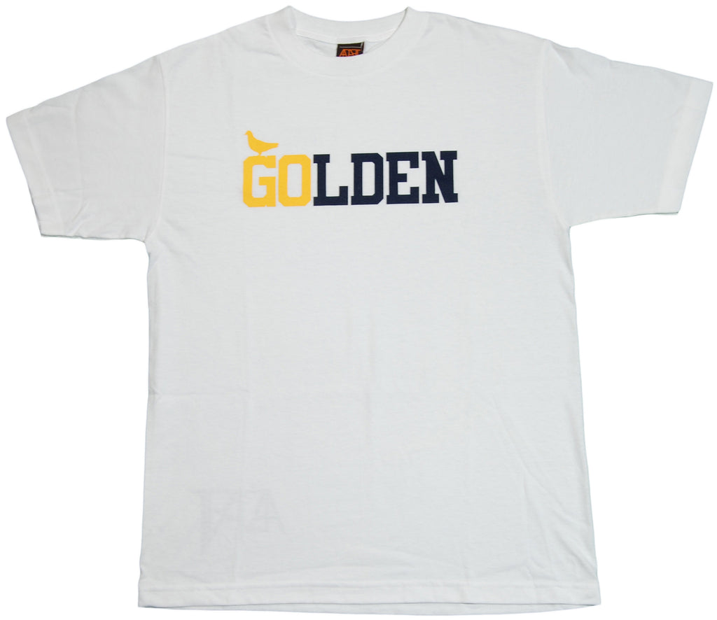 <!--2011092756-->Adapt - 'Golden' [(White) T-Shirt]