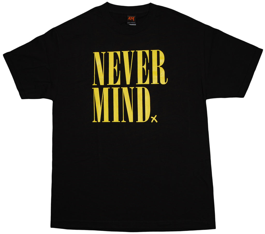<!--2011092752-->Adapt - 'Never Mind' [(Black) T-Shirt]