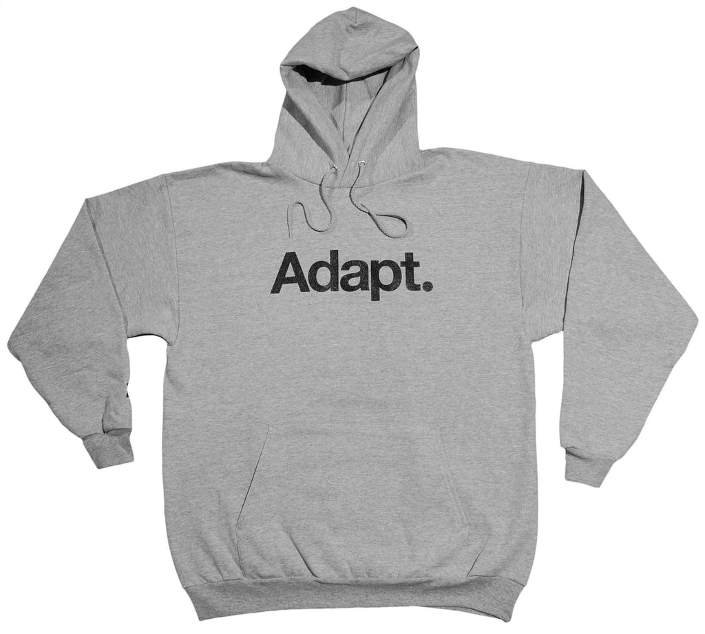 <!--2013052141-->Adapt - 'CTA' [(Gray) Hooded Sweatshirt]