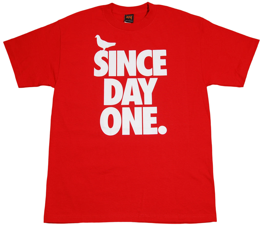 <!--2011032942-->Adapt - 'Since Day One' [(Red) T-Shirt]