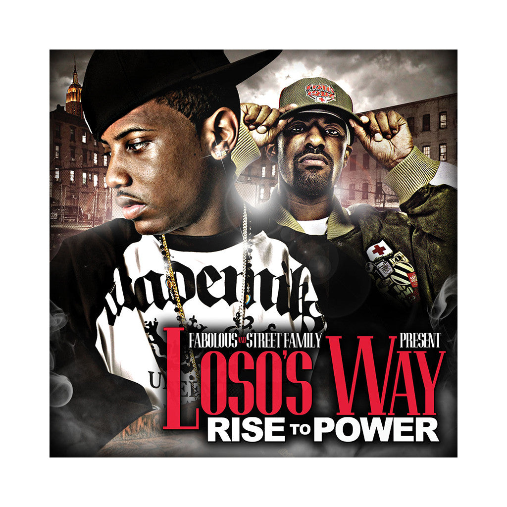 Fabolous & Street Family - 'Loso's Way: Rise To Power' [CD]