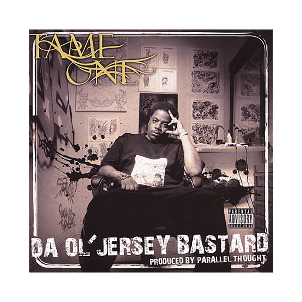 <!--020080729014146-->Tame One - 'Da Ol' Jersey Bastard' [CD]