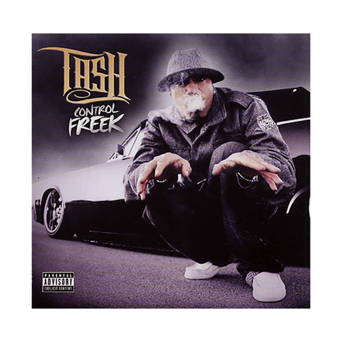 Tash - 'Control Freek' [CD]