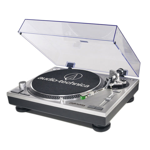 Audio Technica - 'LP-120 USB Direct Drive Professional' [(Silver) Turntable]