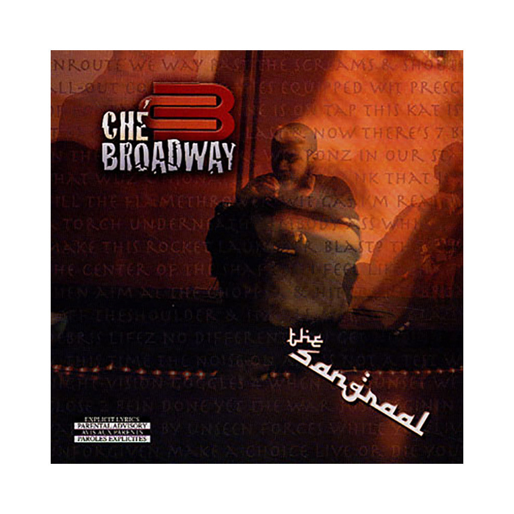 Che Broadway - 'The Sangraal EP (Special Edition)' [CD]
