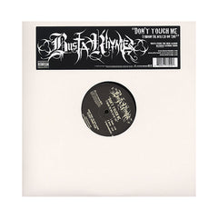 "<!--120080708014337-->Busta Rhymes - 'Don't Touch Me (Throw Da Water On 'Em)' [(Black) 12"" Vinyl Single]"