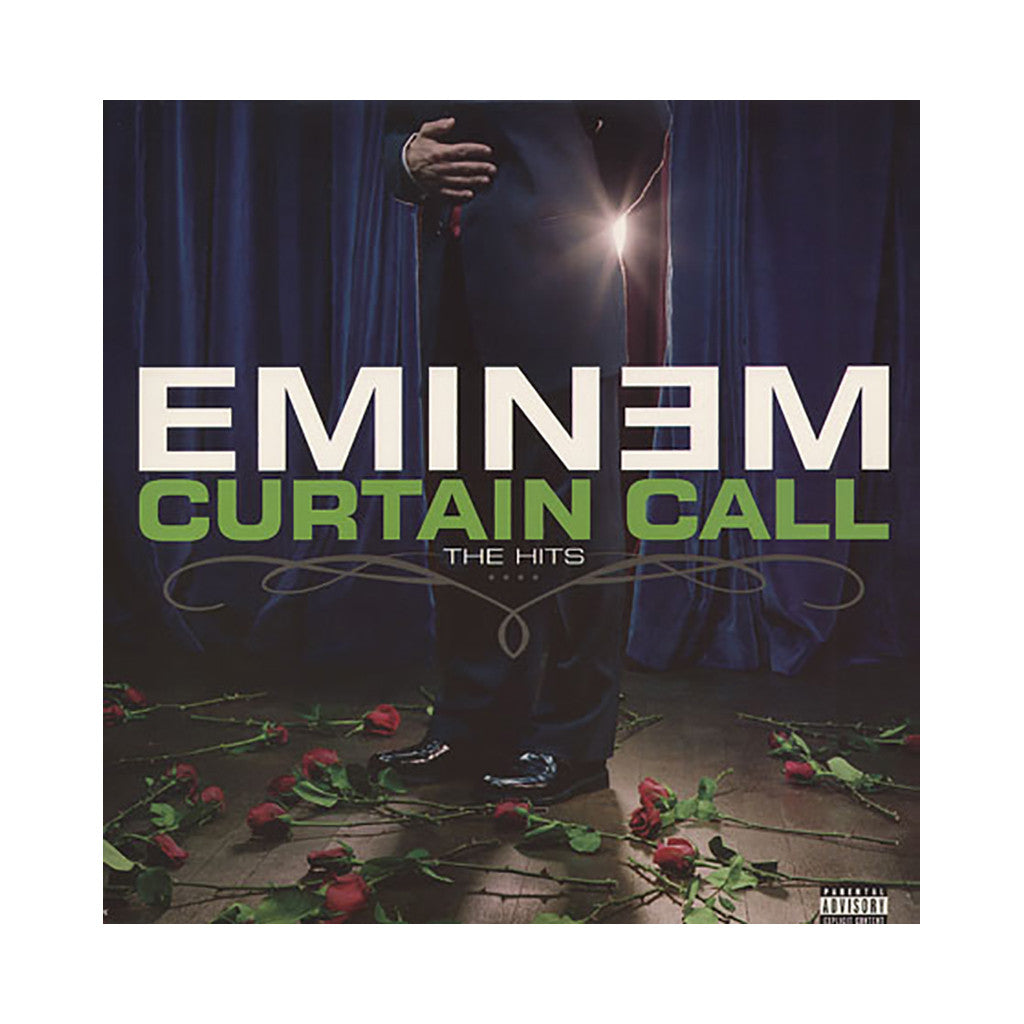 Eminem - 'Curtain Call (The Hits)' [(Black) Vinyl [2LP]]