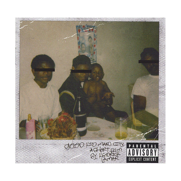 Kendrick Lamar - good Kid, m.A.A.d city - CD - release ...