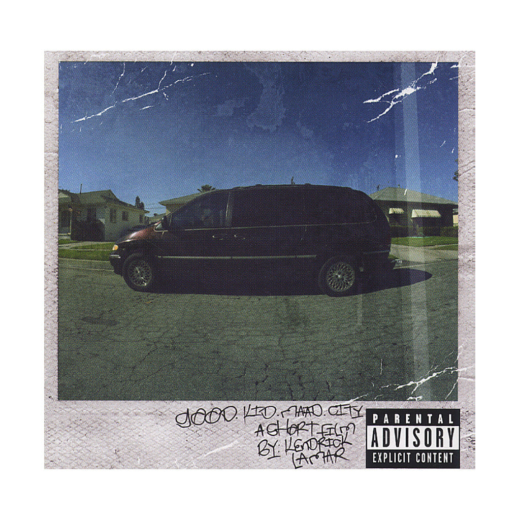 <!--020121023049563-->Kendrick Lamar - 'good Kid, m.A.A.d city (Deluxe Edition)' [CD [2CD]]