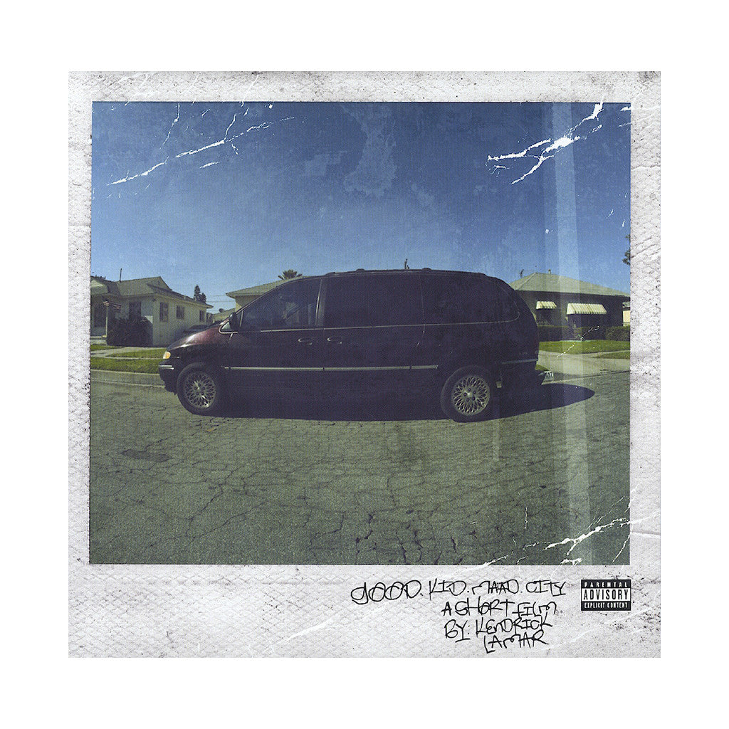 Kendrick Lamar - good Kid, m.A.A.d city (Deluxe Edition ...