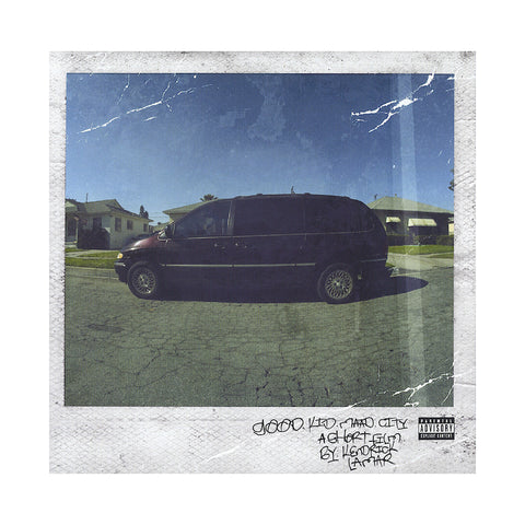 Kendrick Lamar - 'good Kid, m.A.A.d city (Deluxe Edition)' [(Black) Vinyl [2LP]]