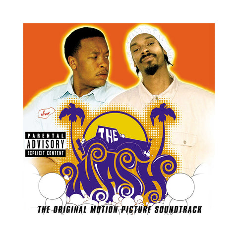 "[""Various Artists - 'The Wash (The Original Motion Picture Soundtrack)' [(Black) Vinyl [2LP]]""]"