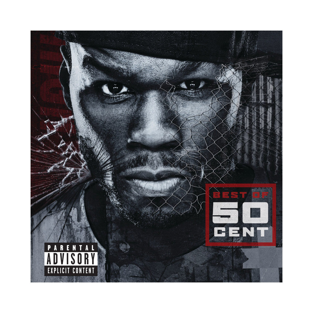 50 Cent - 'Best Of' [CD]