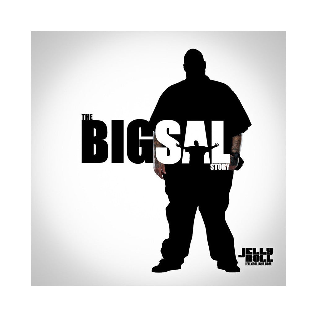 <!--120130305053755-->Jelly Roll - 'The Big Sal Story' [CD]