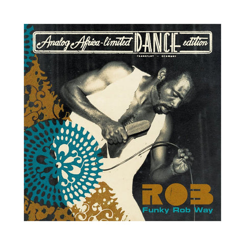 "[""Rob - 'Funky Rob Way' [CD]""]"