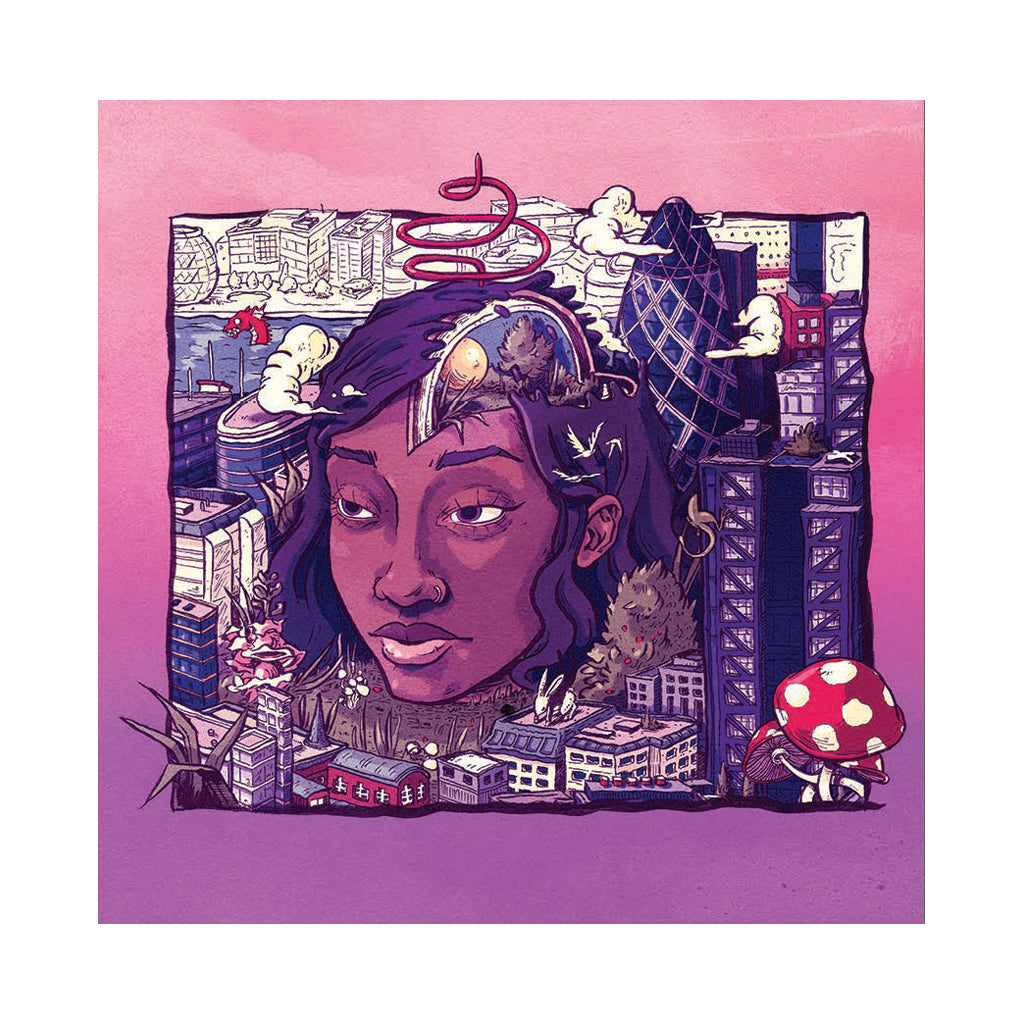 Little Simz - 'Stillness In Wonderland (Deluxe Edition)' [(Black) Vinyl [2LP]]
