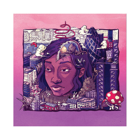 "[""Little Simz - 'Stillness In Wonderland (Deluxe Edition)' [(Black) Vinyl [2LP]]""]"