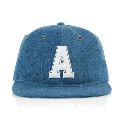 "[""All Good - 'A Life' [(Dark Blue) Strap Back Hat]""]"