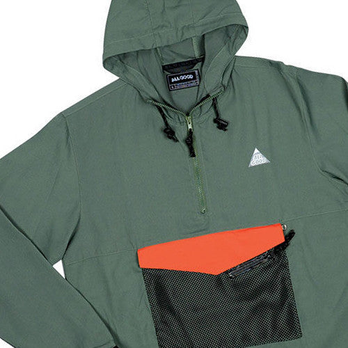 <!--020150212068471-->All Good - 'Arenas' [(Green) Jacket]