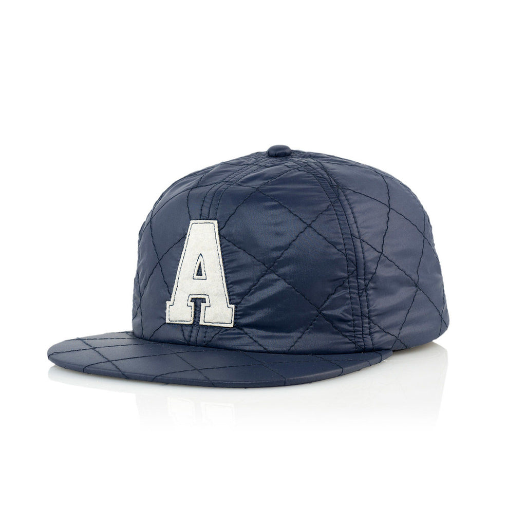 <!--020160429073045-->All Good - 'Makah Quilted' [(Dark Blue) Strap Back Hat]
