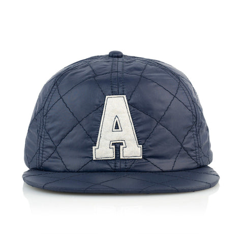 All Good - 'Makah Quilted' [(Dark Blue) Strap Back Hat]