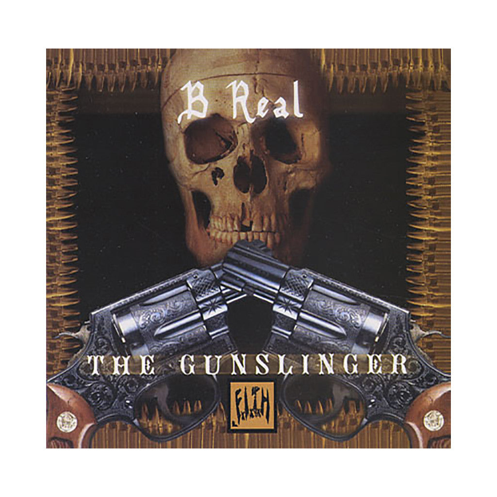 <!--020050308004395-->B-Real - 'The Gunslinger Vol. 1' [CD]