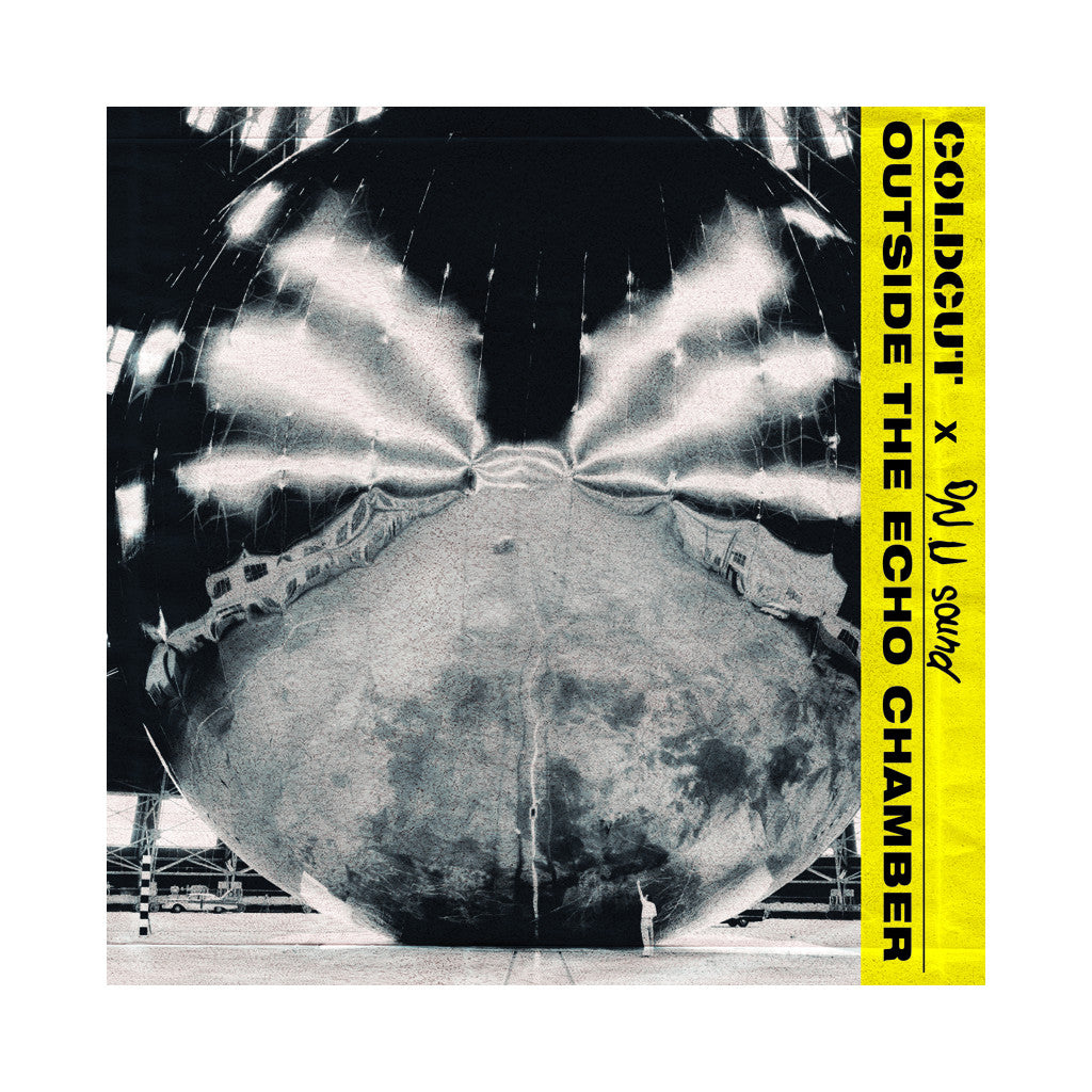 Coldcut x On-U Sound - 'Outside The Echo Chamber' [CD]
