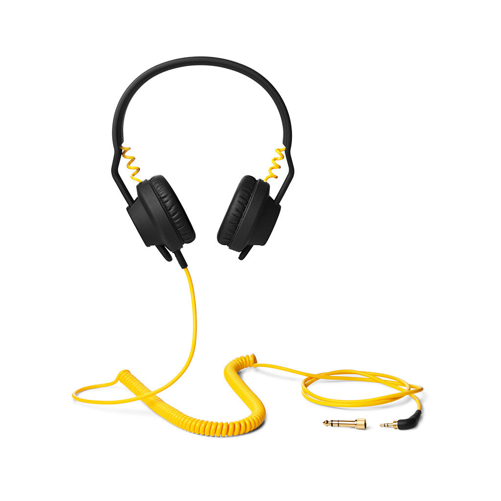 <!--020111025037929-->AIAIAI x Fool's Gold Records - 'TMA-1 DJ w/ Mic' [(Black/ Yellow) Headphones]