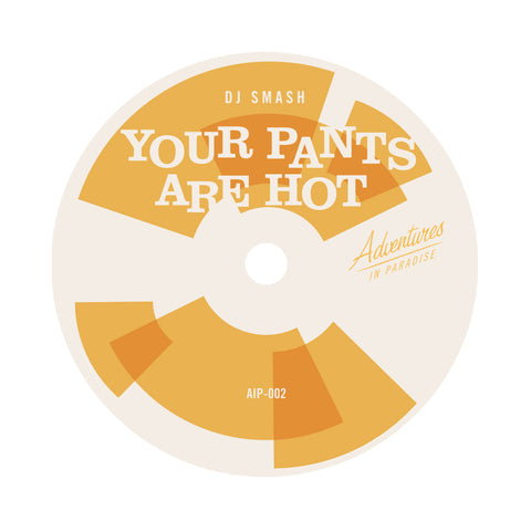 "[""DJ Smash / DJ Evo - 'Your Pants Are Hot/ Mandingo Boogie' [(Black) 7\"" Vinyl Single]""]"