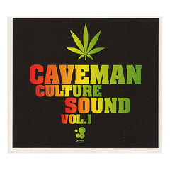 Various Artists - 'Caveman Culture Sound Vol. 1' [CD]