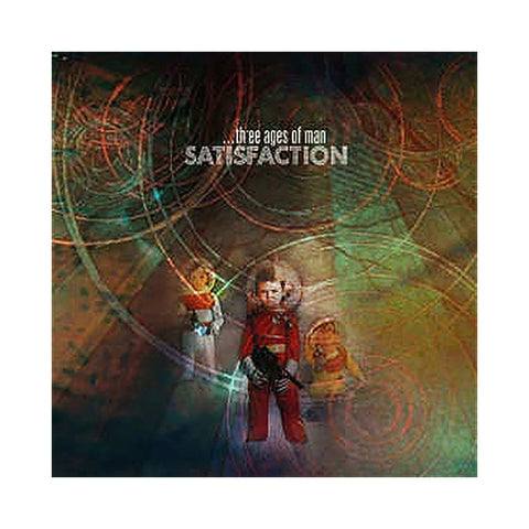 Satisfaction - 'Three Ages Of Man' [(Black) Vinyl LP]