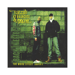 Falcon Burns & Melph - 'Back In Effect: The Word Effect Chapter II' [CD]
