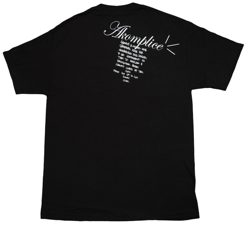 <!--2013021911-->Akomplice - 'Liberty' [(Black) T-Shirt]