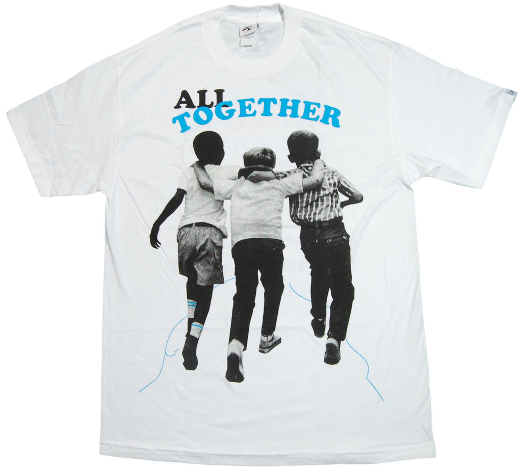 <!--2013021901-->Akomplice - 'All Together' [(White) T-Shirt]