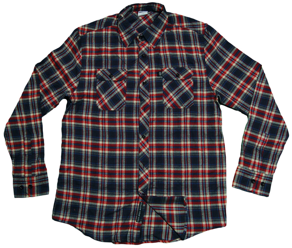 <!--2013051449-->Acrylick - 'BPM Oxford' [(Dark Blue) Button Down Shirt]