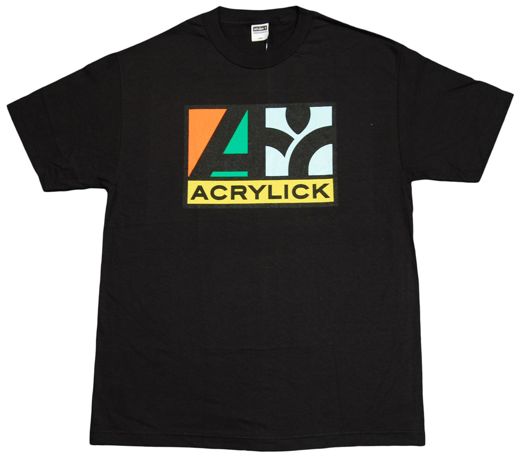 <!--2012071023-->Acrylick - 'Cut Out' [(Black) T-Shirt]