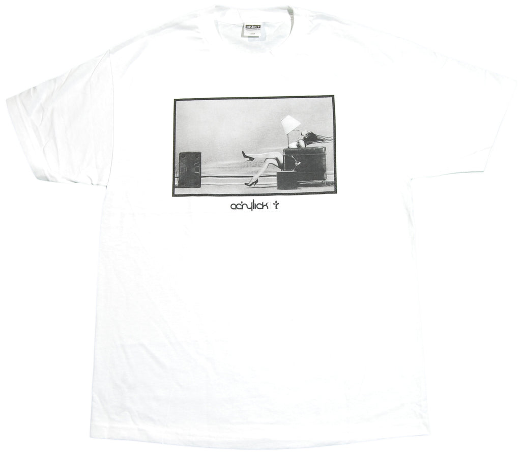 <!--2012071028-->Acrylick - 'Soundsation' [(White) T-Shirt]