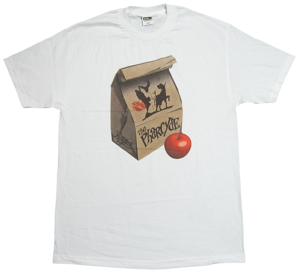 <!--2012121828-->Acrylick x The Pharcyde - 'For A Kiss' [(White) T-Shirt]