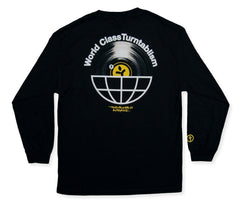 <!--2013112609-->Acrylick x Thud Rumble Records - 'Tablism' [(Black) Long Sleeve Shirt]