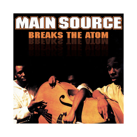Main Source - 'Live At The Barbecue' [Streaming Audio]