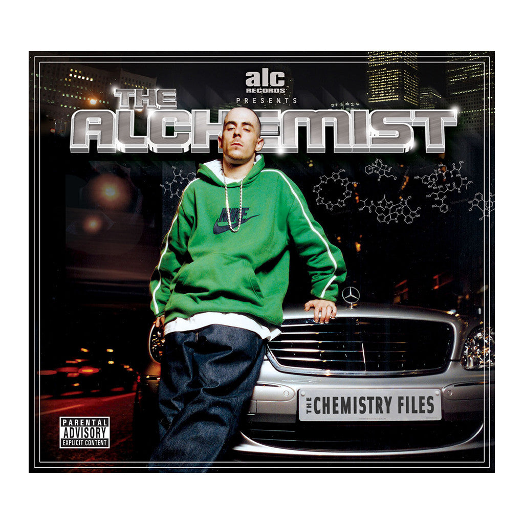 alchemist the chemistry files vol 1 cd tracklisting 020060418007184 >alchemist the chemistry