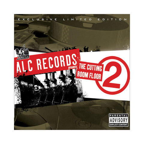 Alchemist - 'The Cutting Room Floor Vol. 2 (Digipack)' [CD]