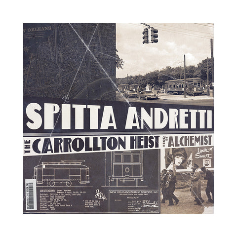 Spitta Andretti & Alchemist - 'Inspiration' [Streaming Audio]