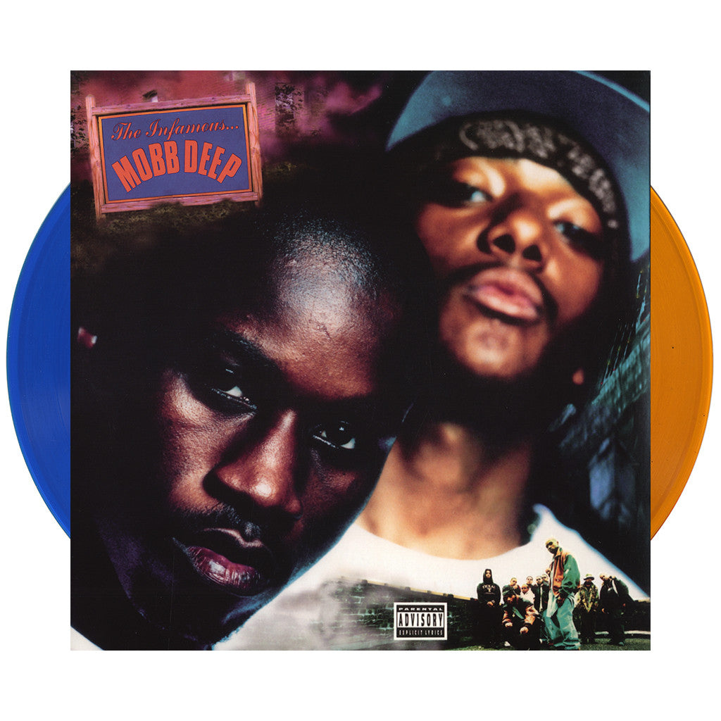 <!--2013012757-->Mobb Deep - 'The Learning (Burn)' [Streaming Audio]