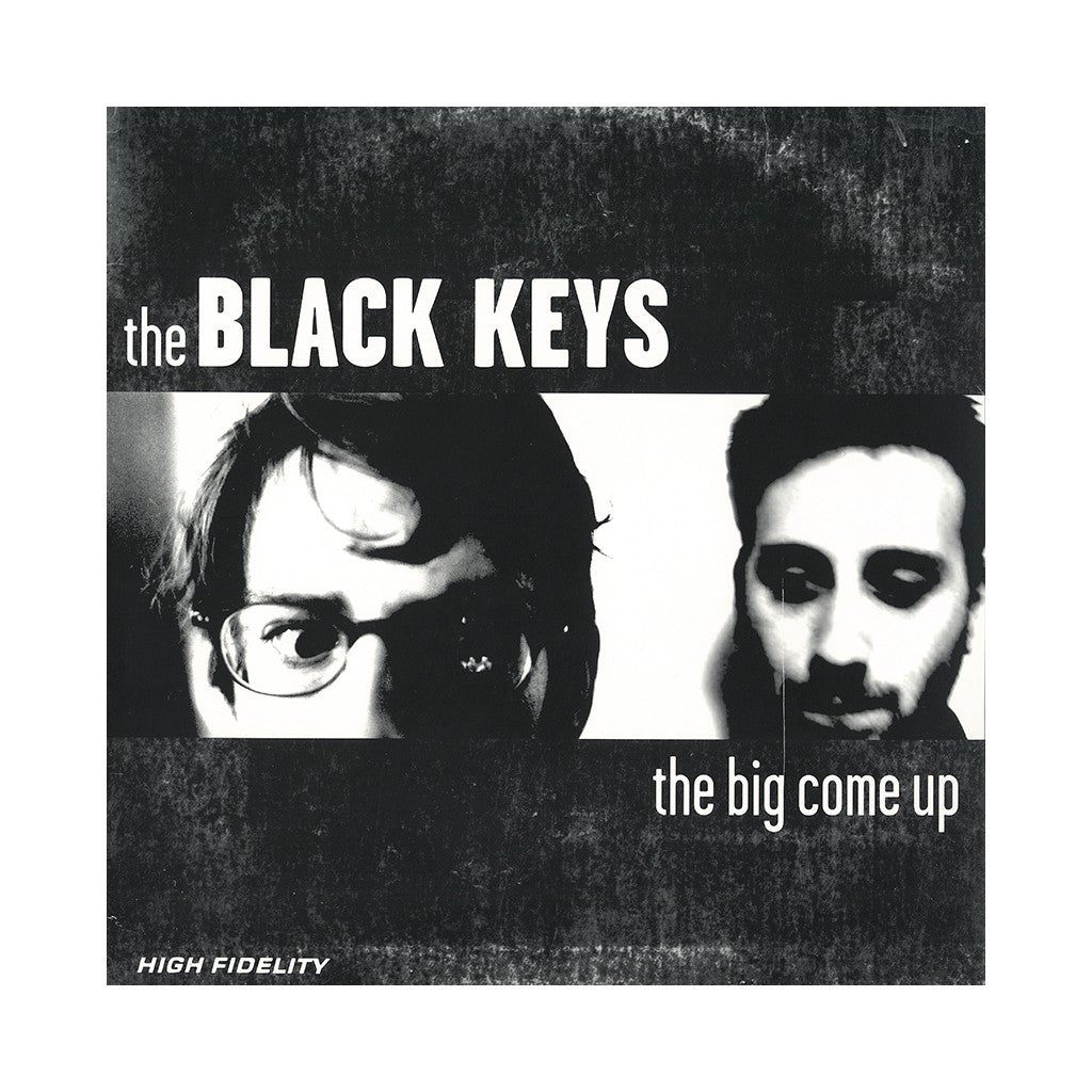 The Black Keys - 'The Big Come Up (Deluxe Edition)' [(Black) Vinyl LP]