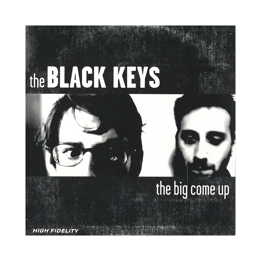 <!--120080129000881-->The Black Keys - 'The Big Come Up' [CD]