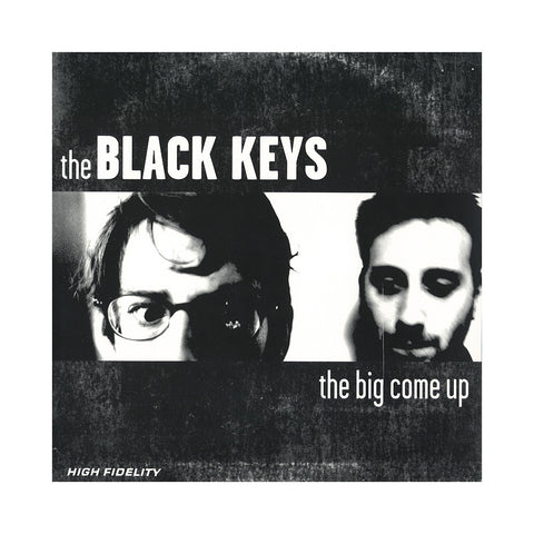 "[""The Black Keys - 'The Big Come Up' [(Black) Vinyl LP]""]"