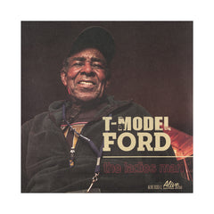 <!--020100112000654-->T-Model Ford - 'The Ladies Man' [(Clear Red) Vinyl LP]